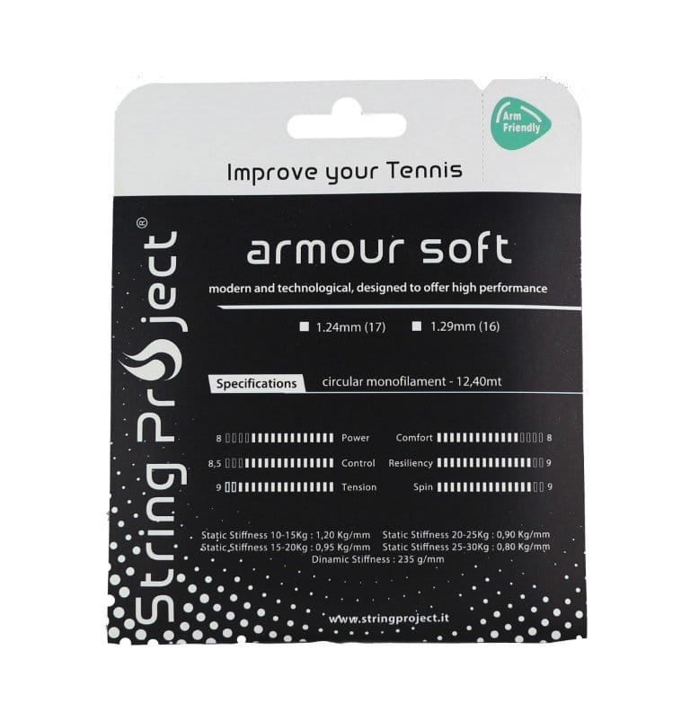 String Project Armour Soft 125mt Front