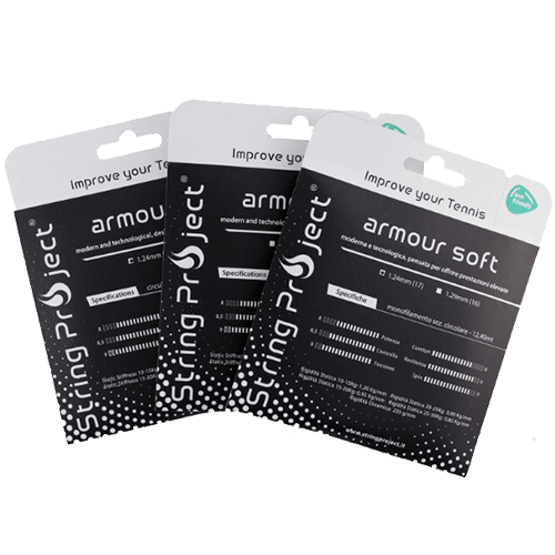 String Project Armour Soft Set Pack 3