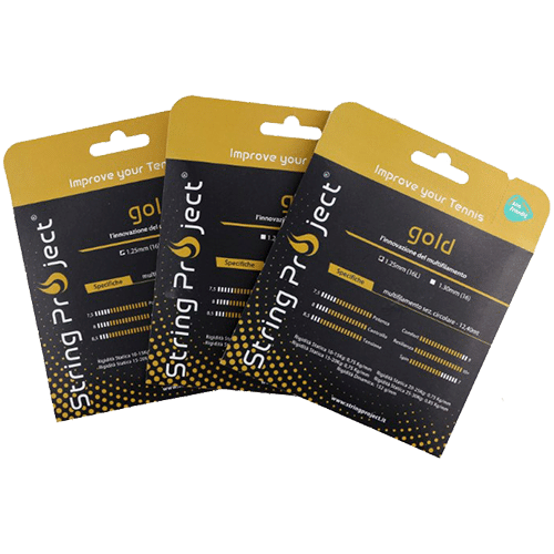 String Project Gold Set Pack 3