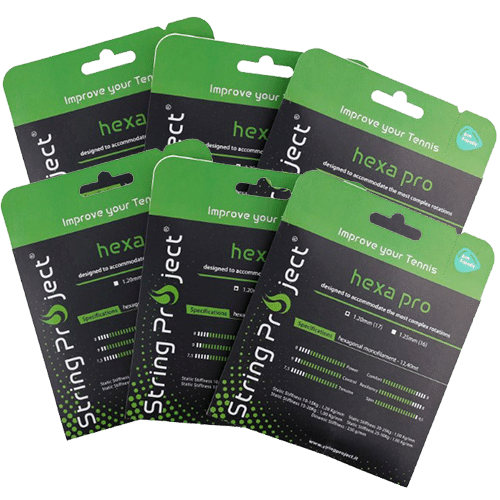 String Project Hexa Pro Set Pack 6